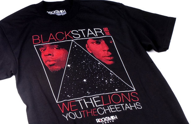 black star rocksmith tees r 1 Black Star x Rocksmith T Shirts