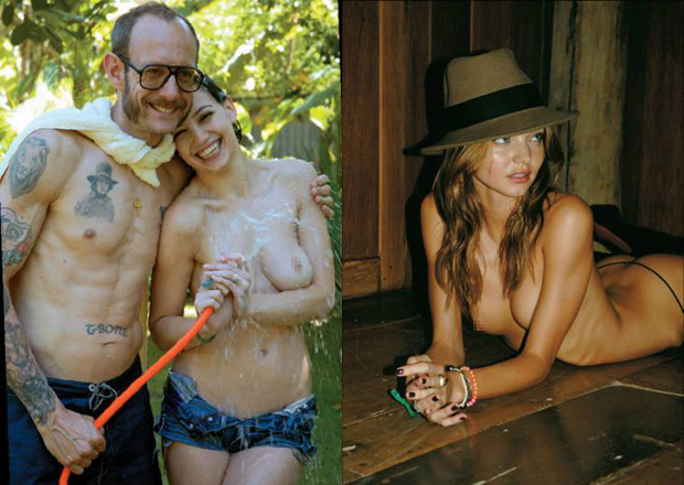 2010 pirelli calender terry richardson 4 2010 Pirelli Calendar by Terry Richardson Shots (NSFW)