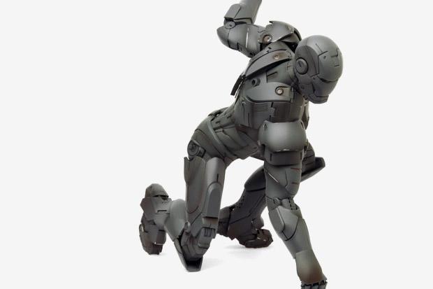 silly thing marvel studios hot toys iron man tk 1 SILLY THING x Marvel Studios x Hot Toys Iron Man Mark III TK Edition