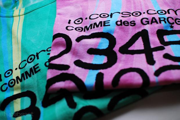 comme des garcons 10 corso como tshirts 1 COMME des GARCONS 10 Corso Como T Shirts
