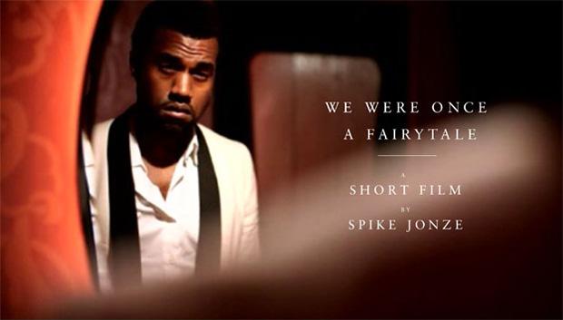 kanye west spike jonze fairytale Kanye West x Spike Jonze We Were Once a Fairytale Short Film