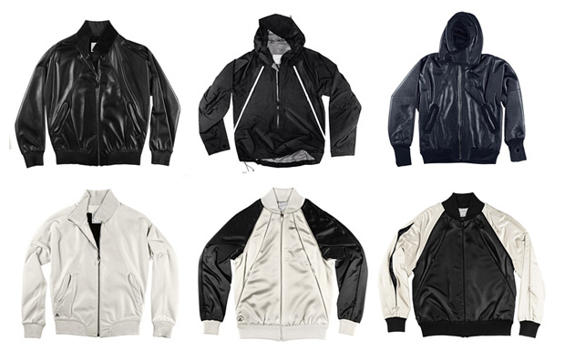 marc newson gstar raw jackets Marc Newson for G Star Raw Jacket Collection