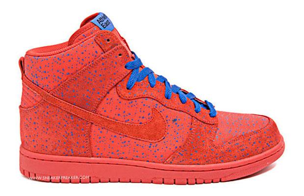 nike sportswear dotty dunk hi 1 Nike Sportswear Dotty Dunk Hi