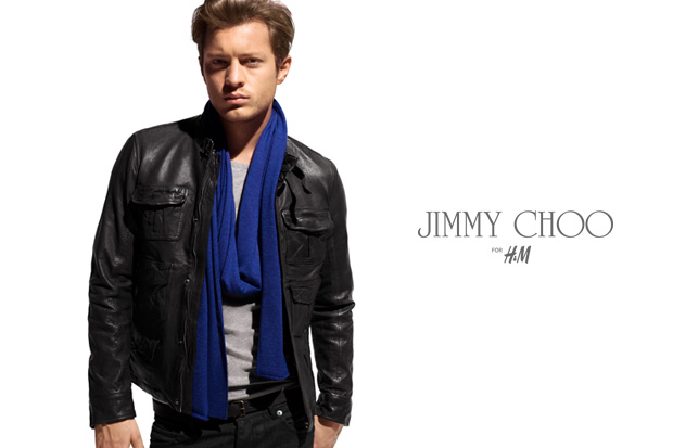 jimmy hm 2009 fall winter men 1 Jimmy Choo for H&M 2009 Fall/Winter Mens Collection