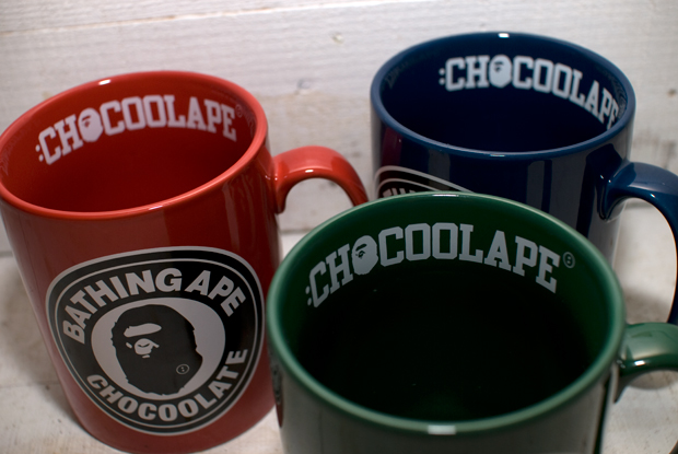 chocoolate 3rd anniversary bape bathing ape 7 Chocoolate 3rd Anniversary x A Bathing Ape Chocoolate Collection