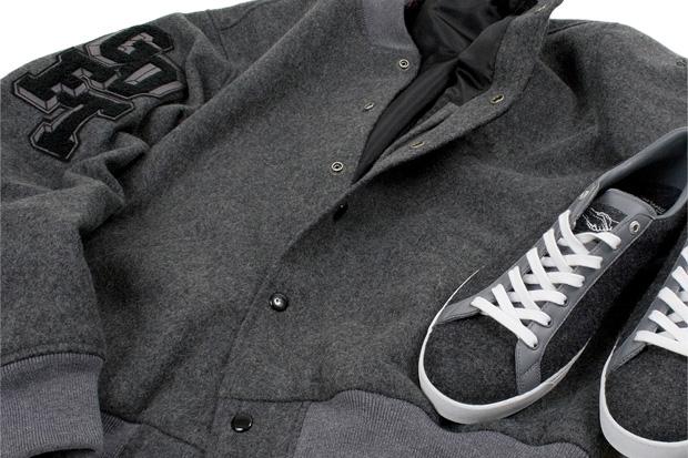 goodfoot adidas rod laver varsity jacket 1 GDFT x adidas Originals Rod Laver Varsity Jacket