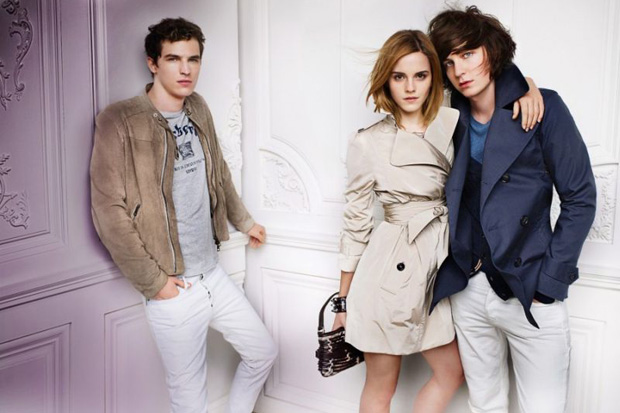 burberry 2010 spring ad campaign 1 Burberry 2010 Spring Ad Campaign