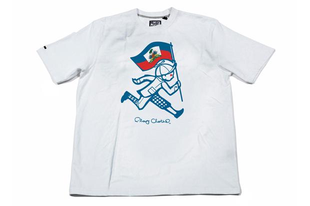 wyclef jean play cloths haiti tshirt Wyclef Jean x Play Cloths Haiti Relief Effort Tee