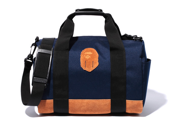 bape bathing ape weekend bag A Bathing Ape Weekend Bag