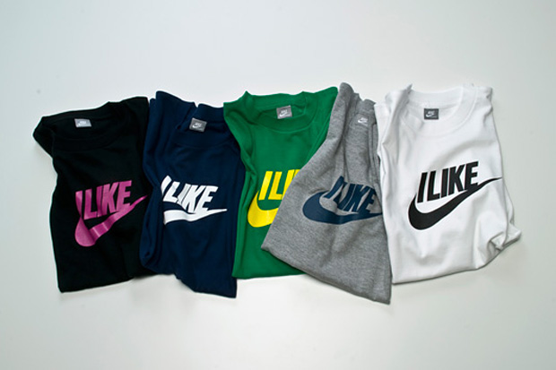 beams t nike sportswear art i like tees BEAMS T x Nike Sportswear Sport is Art I LIKE Tees