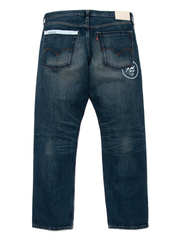 levis fenom regular line denim 3 Levis Fenom Regular Line Denim