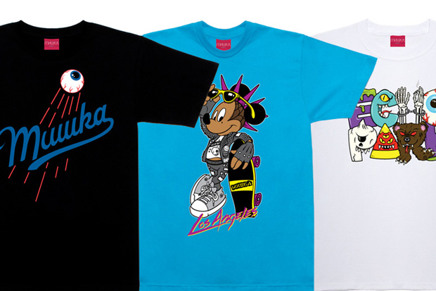 mishka los angeles store exclusive tshirt 1 Mishka Los Angeles Store Exclusive T shirts