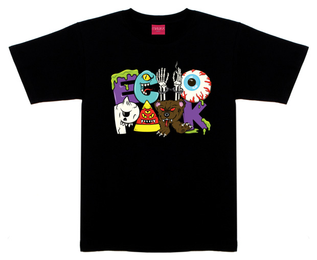 mishka los angeles store exclusive tshirt 4 Mishka Los Angeles Store Exclusive T shirts