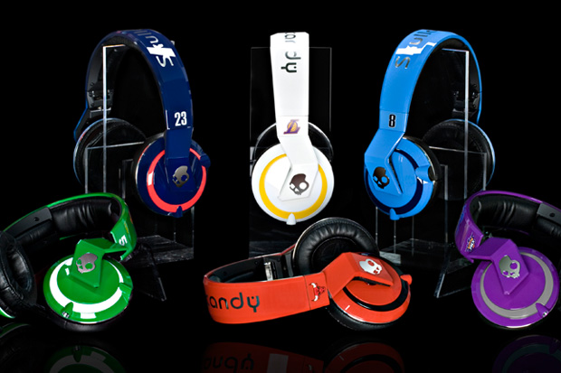 nba all star players skullcandy headphones 2 NBA All Star Players Series by Skullcandy Headphones