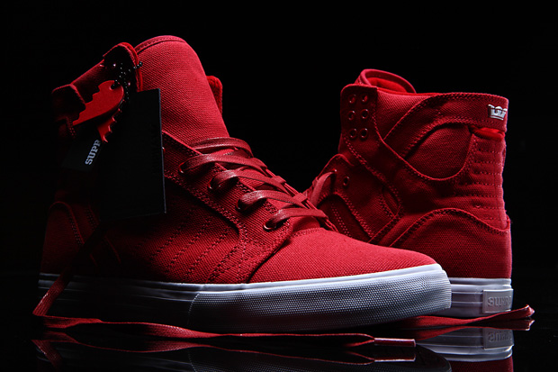 Supra Skytop Heartbreaker Edition Preview HYPEBEAST