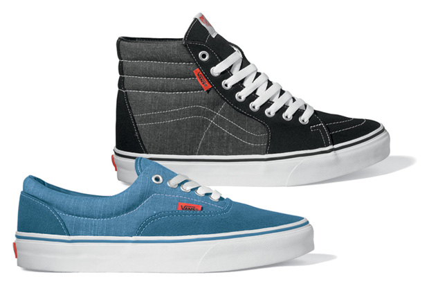 vans classics chambray pack 1 Vans Classics Chambray Pack