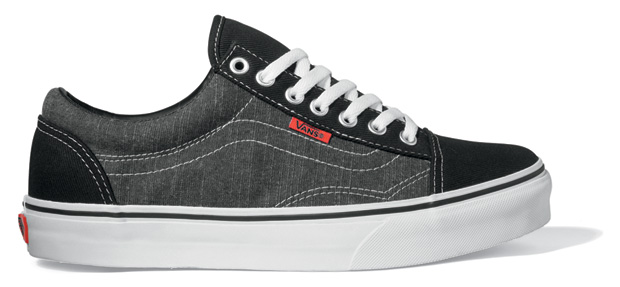vans classics chambray pack 4 Vans Classics Chambray Pack