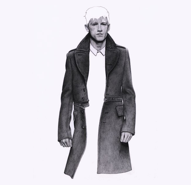 an illustrated look modern mens fashion richard kilroy 6 An Illustrated Look At Modern Mens Fashion by Richard Kilroy