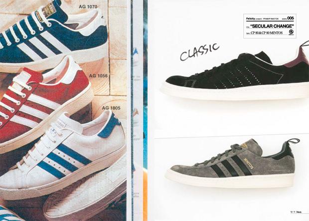 kazuki kuraishi adidas originals 2010 spring summer book 8 Kazuki Kuraishi for adidas Originals by Originals 2010 Spring/Summer Booklet