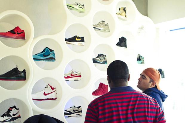 nice kicks sneaker store grand opening 5 Nice Kicks Sneaker Store Grand Opening