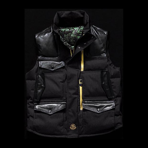 pharrell williams moncler outerwear 4 Pharrell Williams x Moncler Outerwear Collection