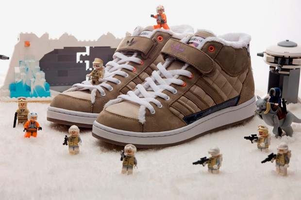 star wars adidas originals hoth super skate high 1 CLOT x Star Wars x adidas Originals Hoth Super Skate High