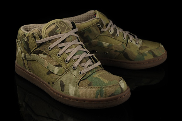 vans syndicate ballistic tnt ii mid 3 Vans Syndicate 2010 Spring/Summer Ballistic Collection TNT II Mid Cup