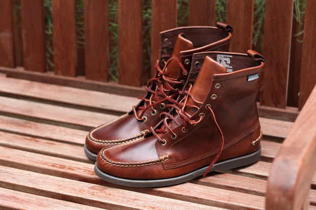 ronnie fieg sebago lighthouse boots 1 Ronnie Fieg for Sebago LightHouse Boots