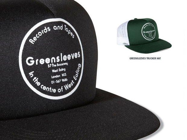 stussy deluxe greensleeves collection 5 Stussy Deluxe X Greensleeves Collection
