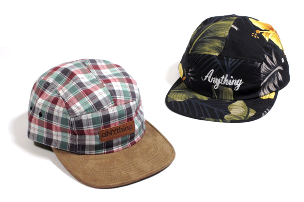 anything classy reckless hats 0 aNYthing 2010 Spring/Summer Collection Classy & Reckless Caps