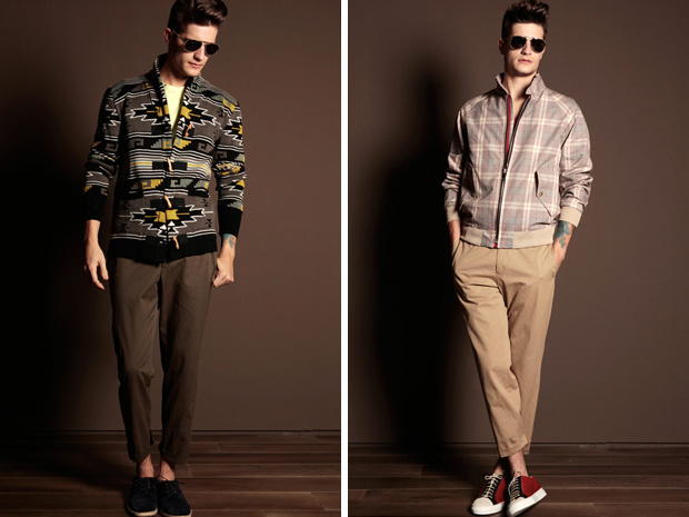 trussardi 1911 2011 spring 10 Trussardi 1911 2010 Spring Menswear Collection