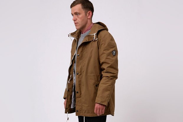 oi polloi norse projects Oi Polloi x Norse Projects Parka