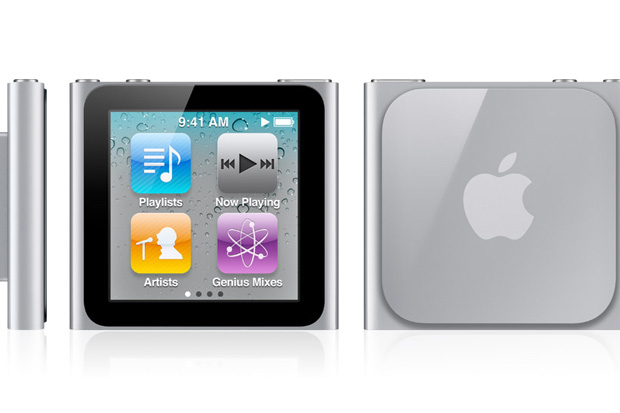 apple ipods 2010 2 Apple iPod 2010 Collection
