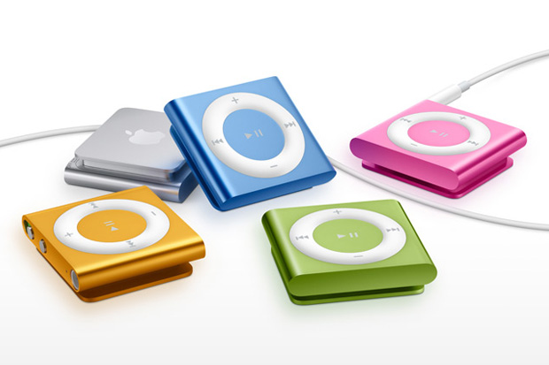 apple ipods 2010 3 Apple iPod 2010 Collection