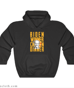Biden Winner Chicken Dinner Hoodie