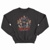 The Boys US The Seven Cartoon Sweatshirt