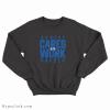 BYU Football Nobody Cares Work Harder Sweatshirt