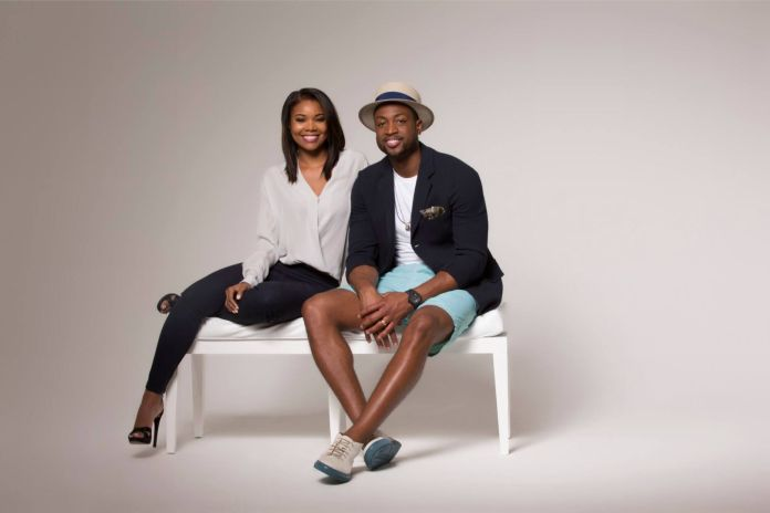 Dwayne Wade and Gabrielle Union To Host (2)(1)
