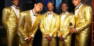 Meet the 'New Edition Story' Costume