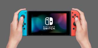 Switch tutorial performed on stolen device