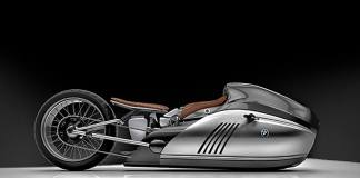 The BMW K75 ALPHA Motorcycle Is Straight Out Of A Sci-Fi Film