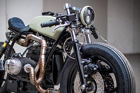 Ironwood Custom BMW R80 Motorcycle 1