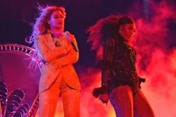 Beyonce Serena
