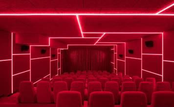 Delphi LUX Cinema Offers A Futuristic