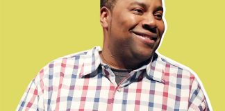 Kenan Thompson on Kanyes Trump