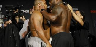 Cormier Vs Lewis Set To Clash Tonight