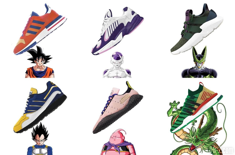 adidas scarpe dragon ball