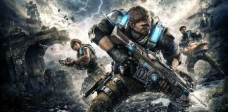 Gears of War movie gets a Brand