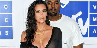 Kanye West Showing Off Kim Kardashian