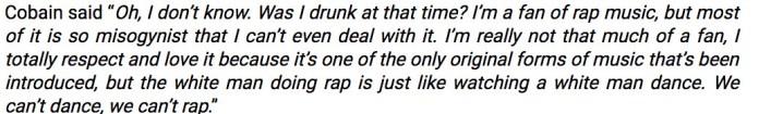 Kurt Cobain Said-1